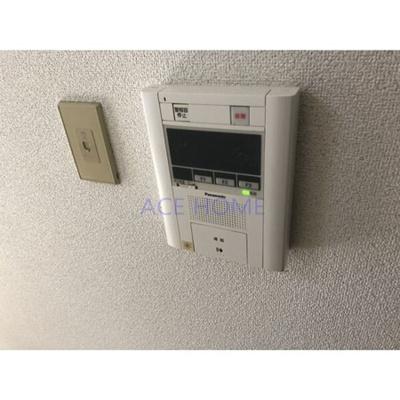 【セキュリティ】アパートメント大阪谷町