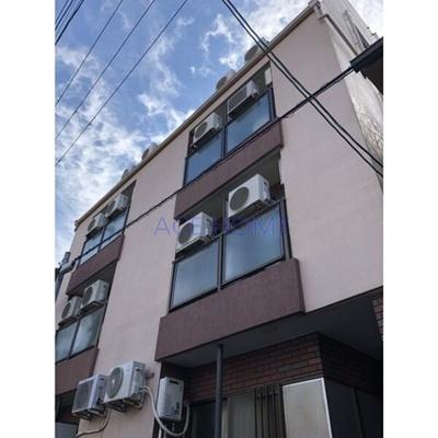 【外観】アパートメント大阪谷町