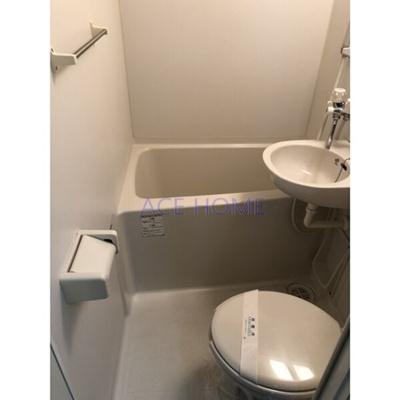 【浴室】アパートメント大阪谷町
