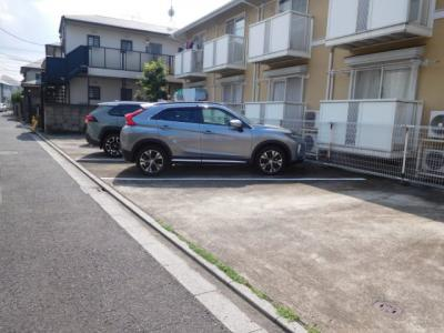 【駐車場】クレンション石原