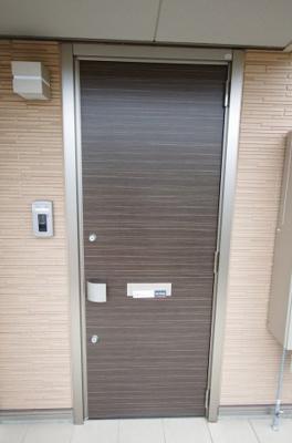 【エントランス】シャーメゾン北田宮