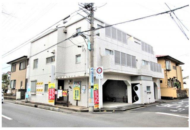 【外観】所沢市弥生町の一棟売りマンション