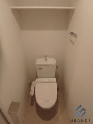 【トイレ】エスリード弁天町パークプレイス