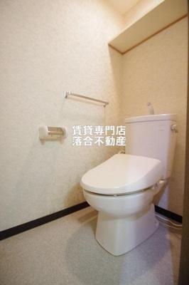 【トイレ】M・ルミエール