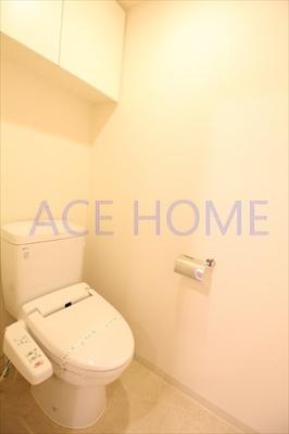 【トイレ】アーデンタワー北堀江
