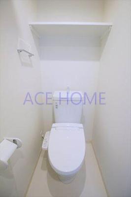 【トイレ】JPレジデンス難波南