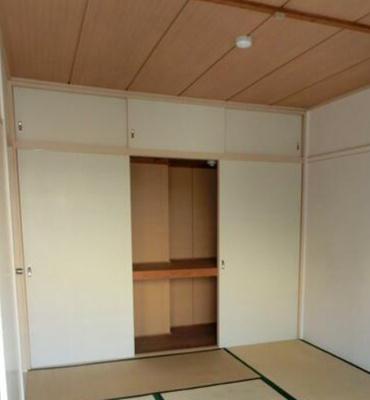 【収納】グリーンハイツ神大寺