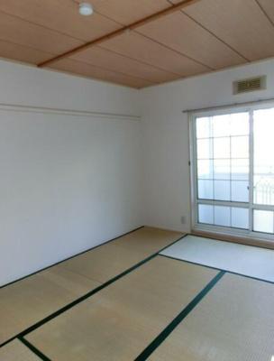【寝室】グリーンハイツ神大寺