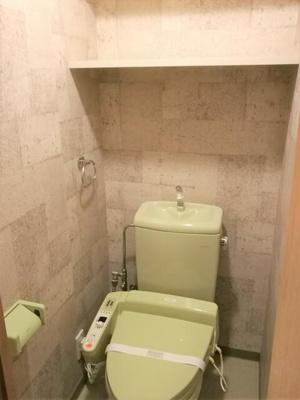 【トイレ】ガラ・シティ幡ケ谷