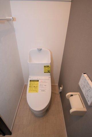 1階トイレです!