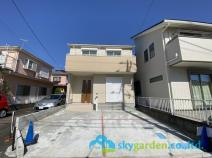 平塚市東中原 新築戸建 1棟の画像