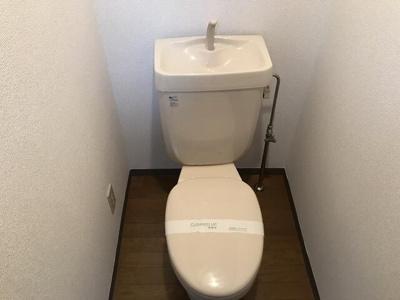 【トイレ】プラーズ相武台