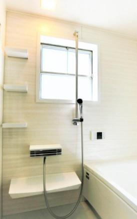 【浴室】船橋ハイツ3号棟
