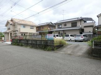 【外観】鴻巣市赤見台4丁目の整形地