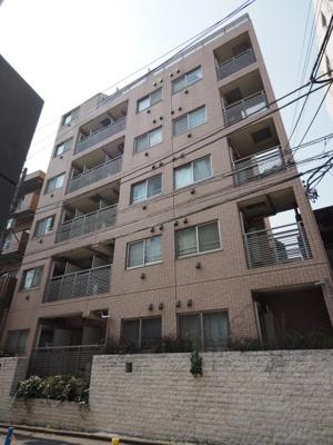 都営浅草線「馬込」駅より徒歩5分のマンションです