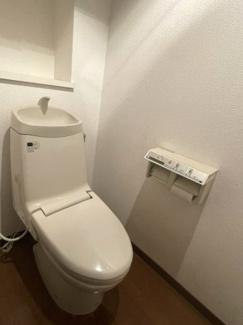 【トイレ】ヴェルディ・ソレイユ海田