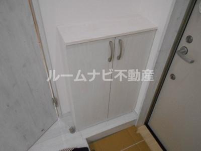 【玄関】メルヴェーユ新栄