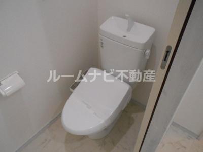 【トイレ】メルヴェーユ新栄