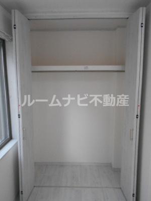 【収納】メルヴェーユ新栄