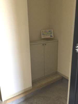 【玄関】クレセント・トウヨウ A棟