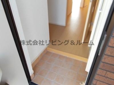 【玄関】エレガンテ・Ⅲ棟