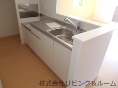 【キッチン】エレガンテ・Ⅲ棟