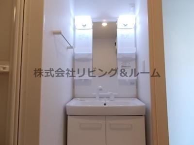 【洗面所】エレガンテ・Ⅲ棟