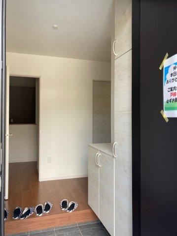 【玄関】デザイン住宅「FIT」南大橋2丁目4期2号棟 4LDK