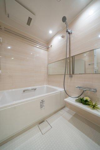 【浴室】桜上水マンション