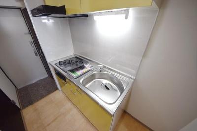 【キッチン】プライムコート白河