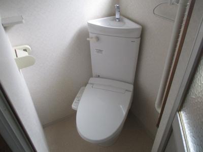 【トイレ】松岡借家