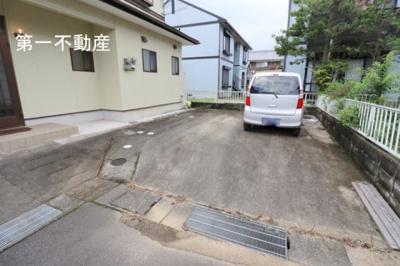 【駐車場】西脇市野村町 中古住宅