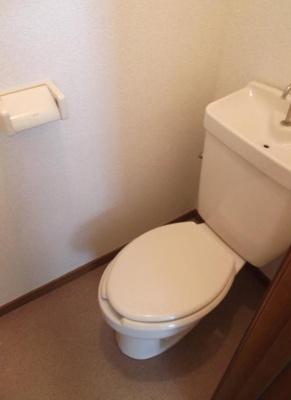 【トイレ】グリニッヂ東林間