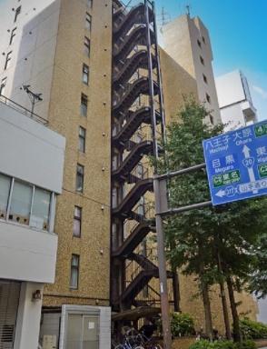 【外観】ライオンズマンション初台第2