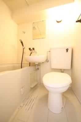 【浴室】ヴィラレーブ相模が丘