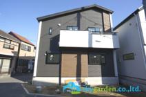 茅ヶ崎市中島3期 新築戸建 全3棟1号棟の画像