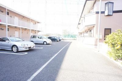 【駐車場】グランデ・パラーシオ