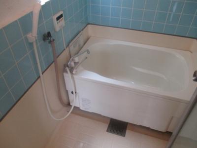 【浴室】コーポラスローザ