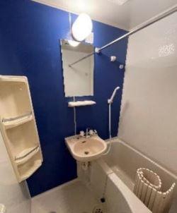 【浴室】カナール幡ヶ谷
