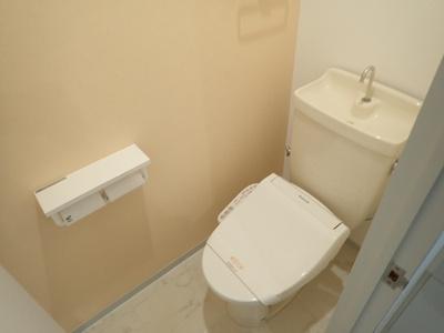 【トイレ】ビラ・ジュニペラスA棟