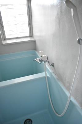 【浴室】白梅マンション