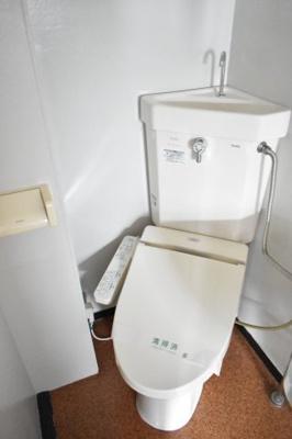 【トイレ】白梅マンション