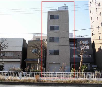 西区浜松町 商業地域 一棟ビル