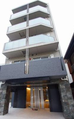 大鳥居駅徒歩5分の新築マンションです