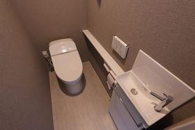 【トイレ】クリオ久留米セントラルマークス