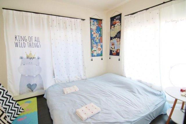 2階洋室 明るく快適な住環境