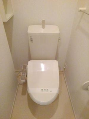 【トイレ】カーサ・アルバ