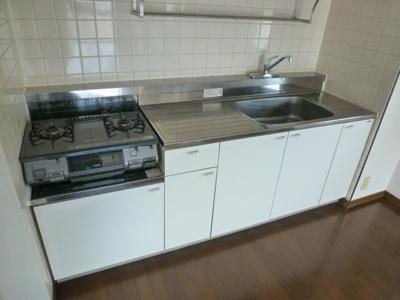 【キッチン】カメリアマンション第2