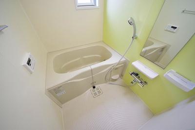 【浴室】アンソレイエⅦ