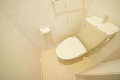 【トイレ】アンソレイエⅦ
